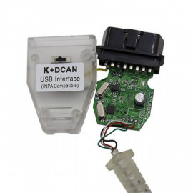 BMW INPA K+DCAN With FT232RQ Chip with Switch and with K-LINE protocol