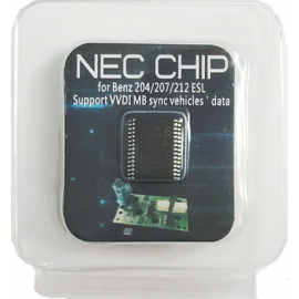 A2C-45770 A2C-52724 NEC chips for Benz W204 207 21..