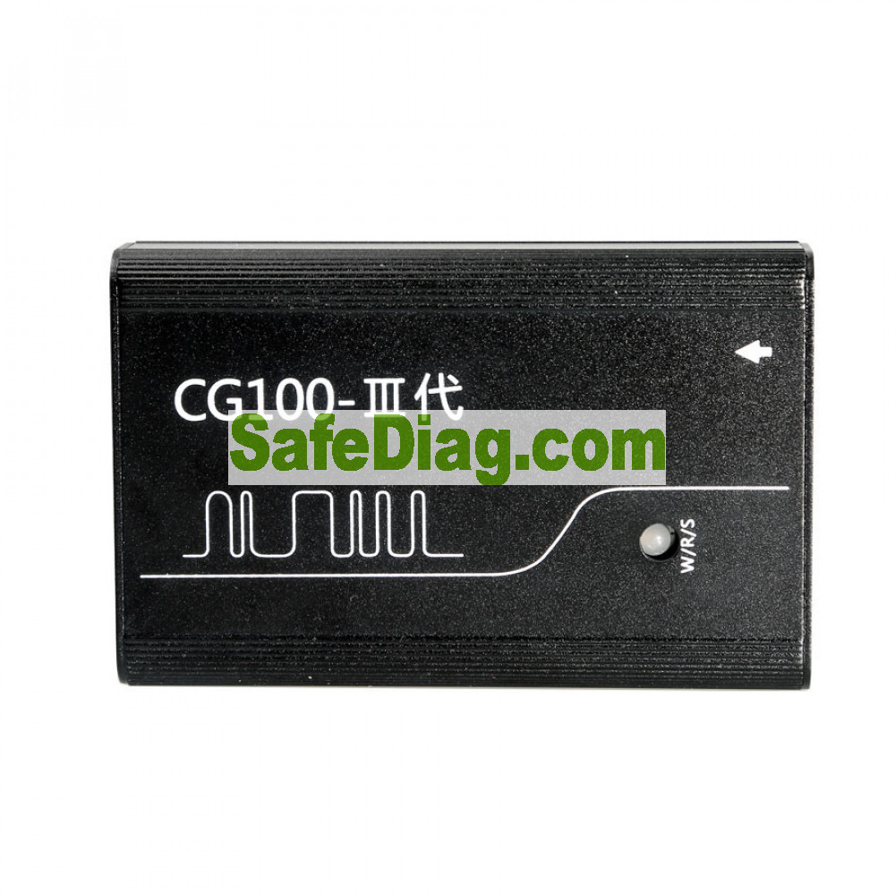 CG100 III CG100-3 PROG III Airbag Restore Device SRS V3.4