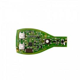 Xhorse VVDI BE Key Pro + Best Quality Benz Smart Key Shell 3 Button Single Battery