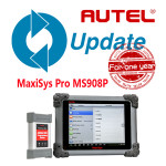 Autel One Year Update Service For MaxiSys Pro MS908P