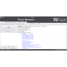 TGFlash is complete solution for ECU flash memory ..