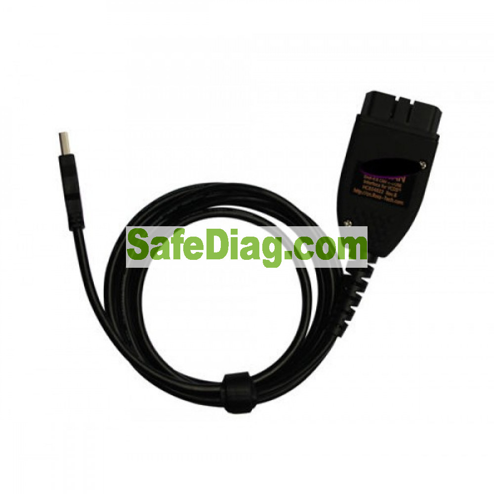 VAGCOM VCDS HEX CAN USB Interface VAG 18.1 WITH ONLINE UPDATE FOR VW AUDI Skoda Seat